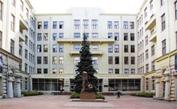 Харьковский государственный технический университет строительства и архитектуры